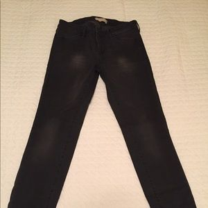 Uniqlo Ultra Stretch Jeans- Dark Grey